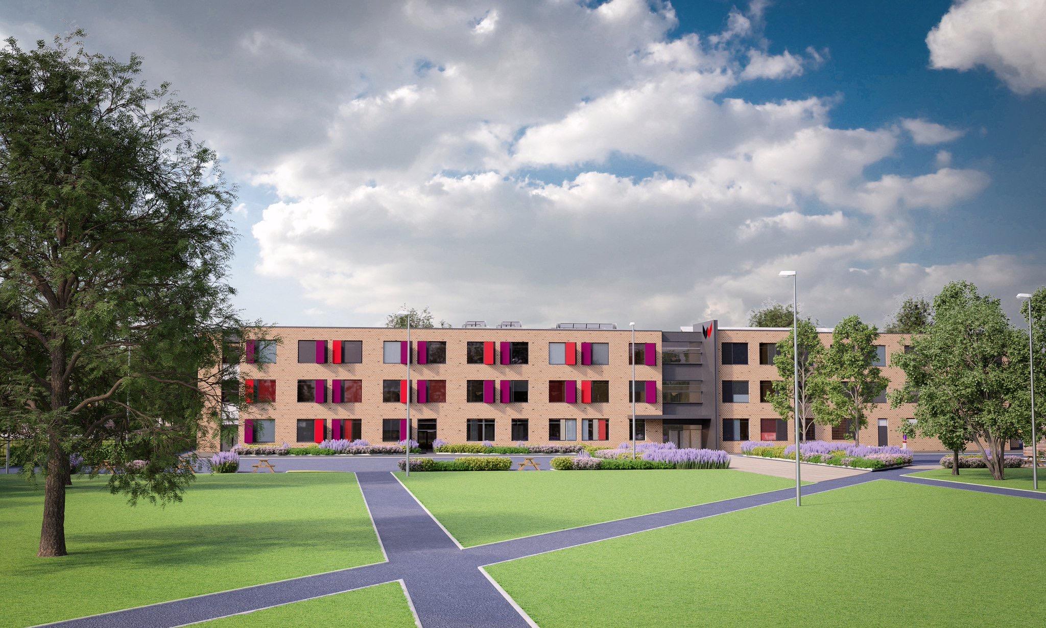 Wilsthorpe Community School Midlands Floor Screeding