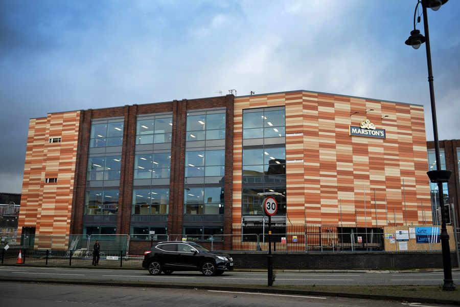 Marston's HQ