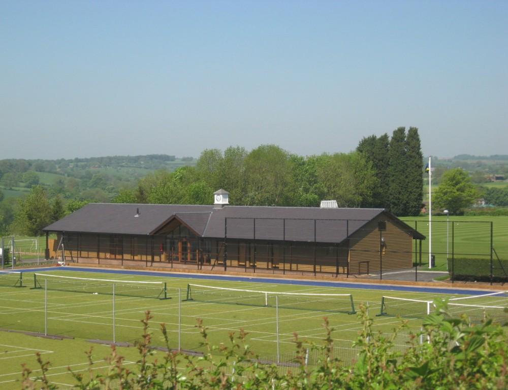 Denstone College Sports Pavilion