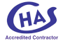 Midlands Floorscreeding Ltd is a Chas Accredited Contractor